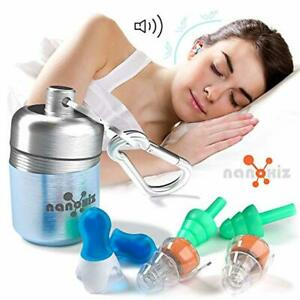 Ear Plugs For Sleeping Anti Snoring Noise Cancelling Sleep Ear Buds 3 Pairs
