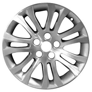 69581 New Compatible 17x7 Aluminum Wheel Fits 2011 17 Toyota Sienna