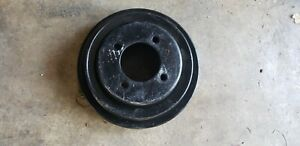 Ford 302 351 3 Groove Crank Pulley