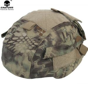 Emerson Military Helmet Cover for MICH 2002 Ver2 Paintball Helmet Accessories MR