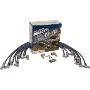 Moroso 73709 Ultra 40 Small Block Chevy Cust Wires Black