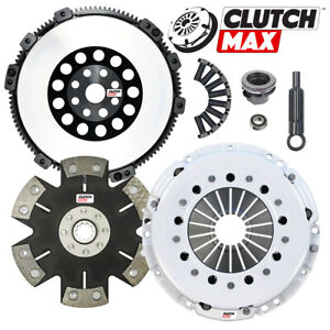 Stage 6 Ironman Max Race Clutch Flywheel Kit For 2001 2003 Bmw M52 M54 E46 E39