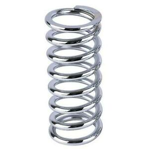8 Inch Qa1 Coilover Chrome silicon Racing Spring 2 5 Id 350 Lb