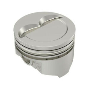 Keith Black Kb193 040 Dished 5 7 Rod Chevy 350 Hypereutectic Pistons