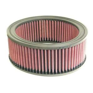 K n E 3600 Lifetime Performance Air Filter 3 5in Tall Round