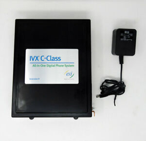 Esi Ivx C class Generation Ll All in one Digital Phone System Refurbished