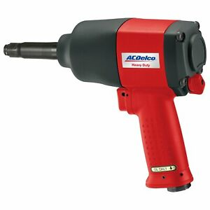 Acdelco 1 2 Composite Impact Wrench W 2 Anvil 750 Ft Lbs Twin Hammer Ani402 2