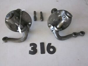 1937 1948 Ford Front Spindles