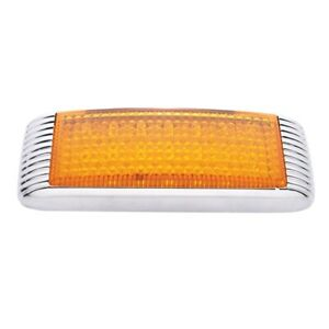 1941 Ford Style Led Flush Mount Tail Light Amber