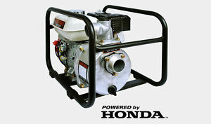 Red Lion Water Pump W Honda Gx120 Engine 4rlag 2h