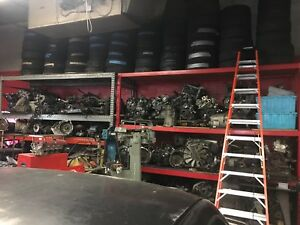 Mercedes Benz Parts Lot Clean Out Auction Is For One C240 Engine