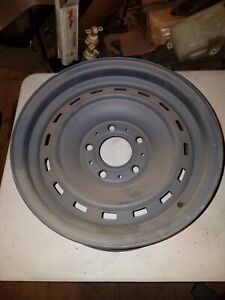 Chevy Truck Rally Wheel 15x6 1 2 Trucks Vans Full Size And Wagons 5 On 5
