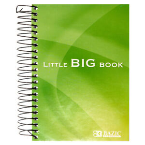 New 336100 Notebook 4x5 5 Fat Book 180pgs Bazic 48 pack Paper Cheap Wholesale