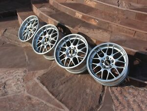 Top Forged Bbs Rg r 17 Inch 5x120 8 5j Et 15 Wheels Stance Bmw Rs Rs gt Lm