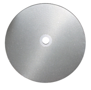 Handler 10 Diameter Kohinoor Diamond Wheel For Model Trimmer Dental Lab