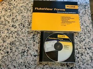 Fluke Flukeview Forms Software Version 2 0 With Manual