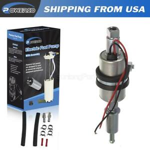 Universal Fuel Pump Module 5 8 Psi 30 Ghp 5 16 Hose 6v Carbureted Applications