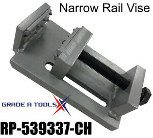 Chief Frame Machine Narrow Rail Vise
