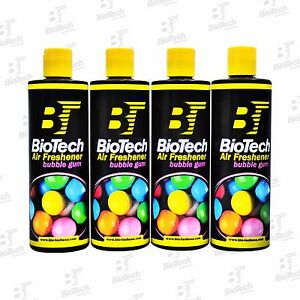 Air Freshener Bubble Gum Scent total Release Odor Eliminator 16 Oz 4 Units