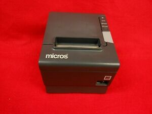 Epson Microstm t88v Thermal Printer usb Serial Interface Power Supply