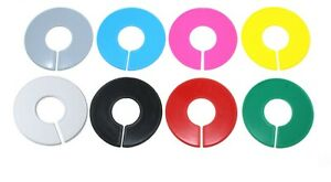 Blank Round Plastic Rack Dividers Pick A Color Pick A Quantity