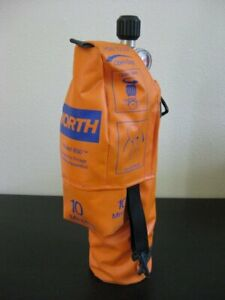 North Safety 850 Emergency Escape Breathing Apparatus Eeba Eebd 10 Minute