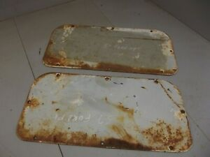 1957 1958 1959 1960 Ford Truck Door Panels