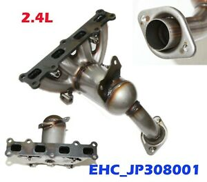 Catalytic Converter Direct Fit For 07 10 Jeep Dodge Caliber Patriot Compass 2 4l