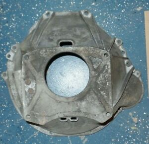 1969 1970 Ford 289 302 Boss 302 4 Speed Aluminum Bellhousing C5aa 6394 b