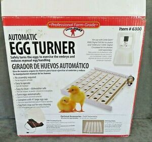 Miller Automatic Egg Turner 6300 for Little Giant 9300 Incubators Open Box