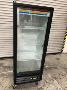 Glass Door Drink Display Cooler Refrigerator Merchandiser Nsf True Gdm12ld 1803