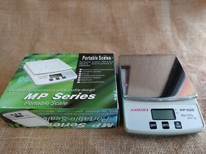 Ashiba Portable Scales Electronic Brand New Mp 500 Home school office