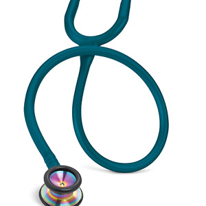 3m Littmann Classic Ii Pediatric Stethoscope Rainbow finish Chestpiece Cari