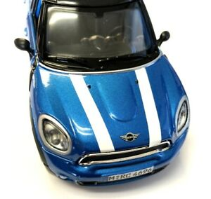 Standard Bonnet Hood Stripe Graphic Decals Fits All Yrs Models For Mini Cooper