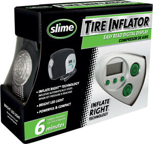 Slime 40022 Air Compressor Tire Inflation Tool Kit