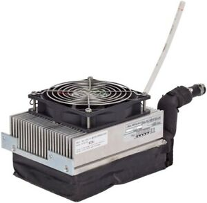 Thermo Te Technology Lc 3227 Lab industrial Peltier Liquid Cooler Heat Exchangee