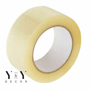 36 Rolls 2 Inch X 110 Yards 330 Ft Clear Carton Sealing Packing Package Tape