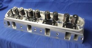 Sbf Ford E force Hp Aluminum Cylinder Head 170cc 60cc 2 02 1 60 By Edelbrock