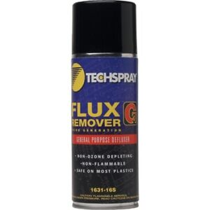 Techspray Flux Remover G3 For R Rma amp Sa type Flux 16oz