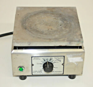 Thermolyne 1900 Hot Plate 6 X 6
