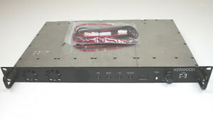 Kenwood Tkr830 Tkr 830 Uhf 450 470 Mhz 32 Channel 4w Repeater