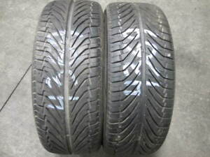 Local Pick Up Only 2 Kumho Ecsta Supra 205 55zr16 205 55 16 Tires 4369 9 32