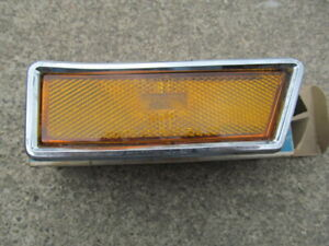 1970 71 72 Buick Skylark Gs Nos Right Front Side Marker Light