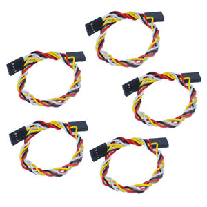 5pcs 20cm 2 54mm Female To Female Jumper Wire Cable Lines Kit For Arduino Set
