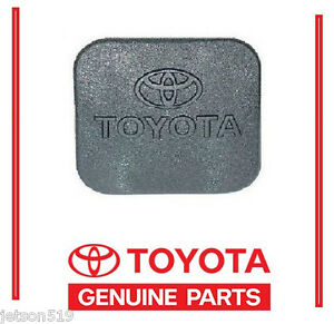Toyota 2015 20 Tundra Hitch Receiver Cover Protector Plug Trd Oem