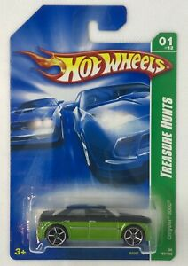 2008 Hot Wheels Treasure Hunts Chrysler 300c Limited Edition Rare 1 Of 12