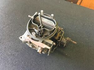 Holley 2 Bbl Barrel Carburetor R 4666 A