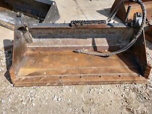 72 4 In 1 Skidsteer Bucket Paladine Case New Holland Bradco