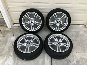Bmw Oem 400m Wheels F30 Msport