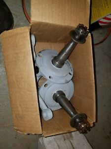 1937 41 Round Ford Spindles New Usa Kingpins Installed Roadster 1932 Flathead